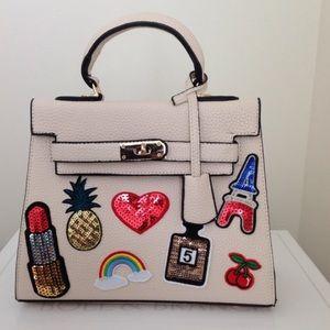 Custom bag design for @tattooedtrainer